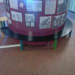 Bancone esposizione libri per bambini