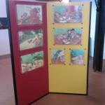 Panelli esposizione libri per bambini