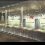 Levi's River Bar rendering